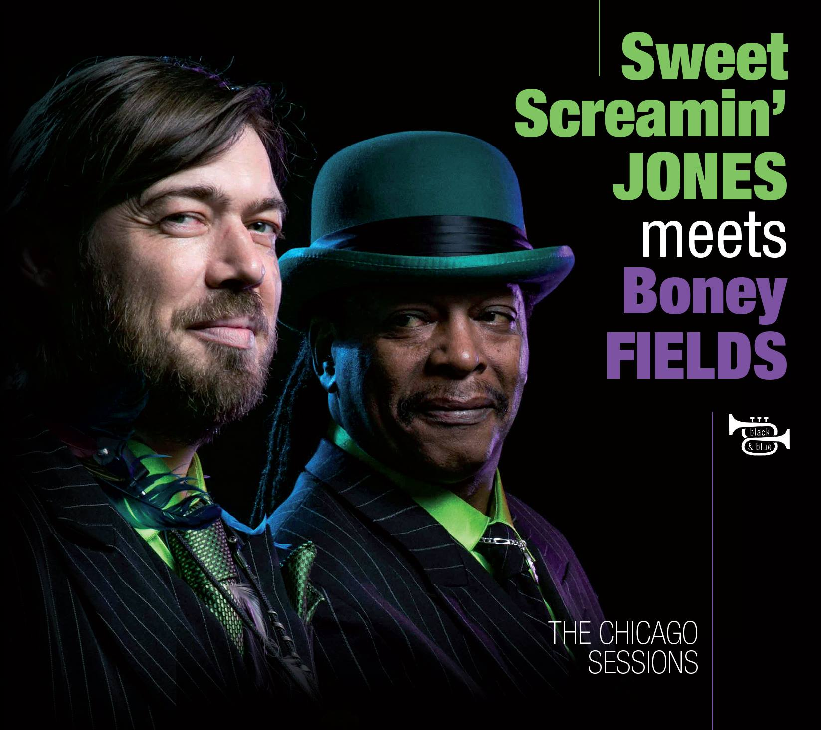 Sweet Screamin Jones & Boney Fields