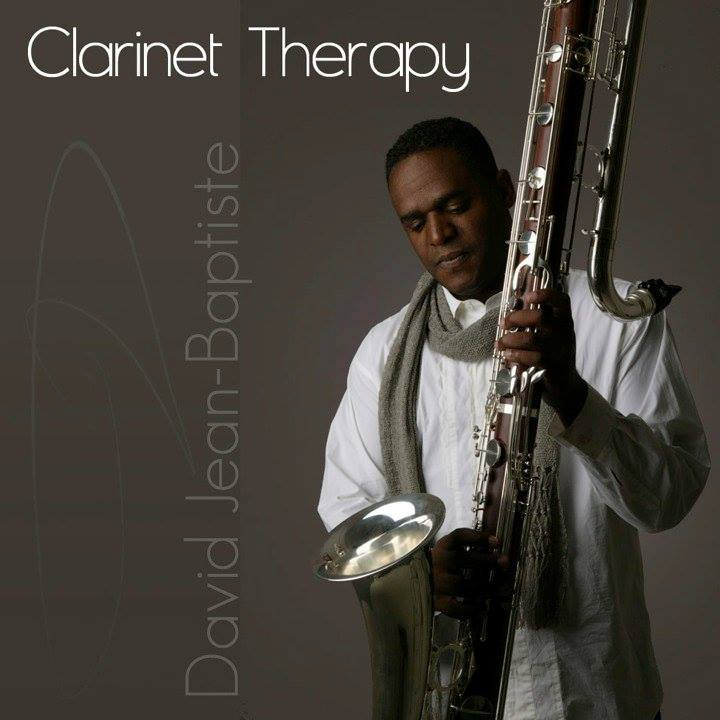 David Jean Baptiste | Clarinet Therapy