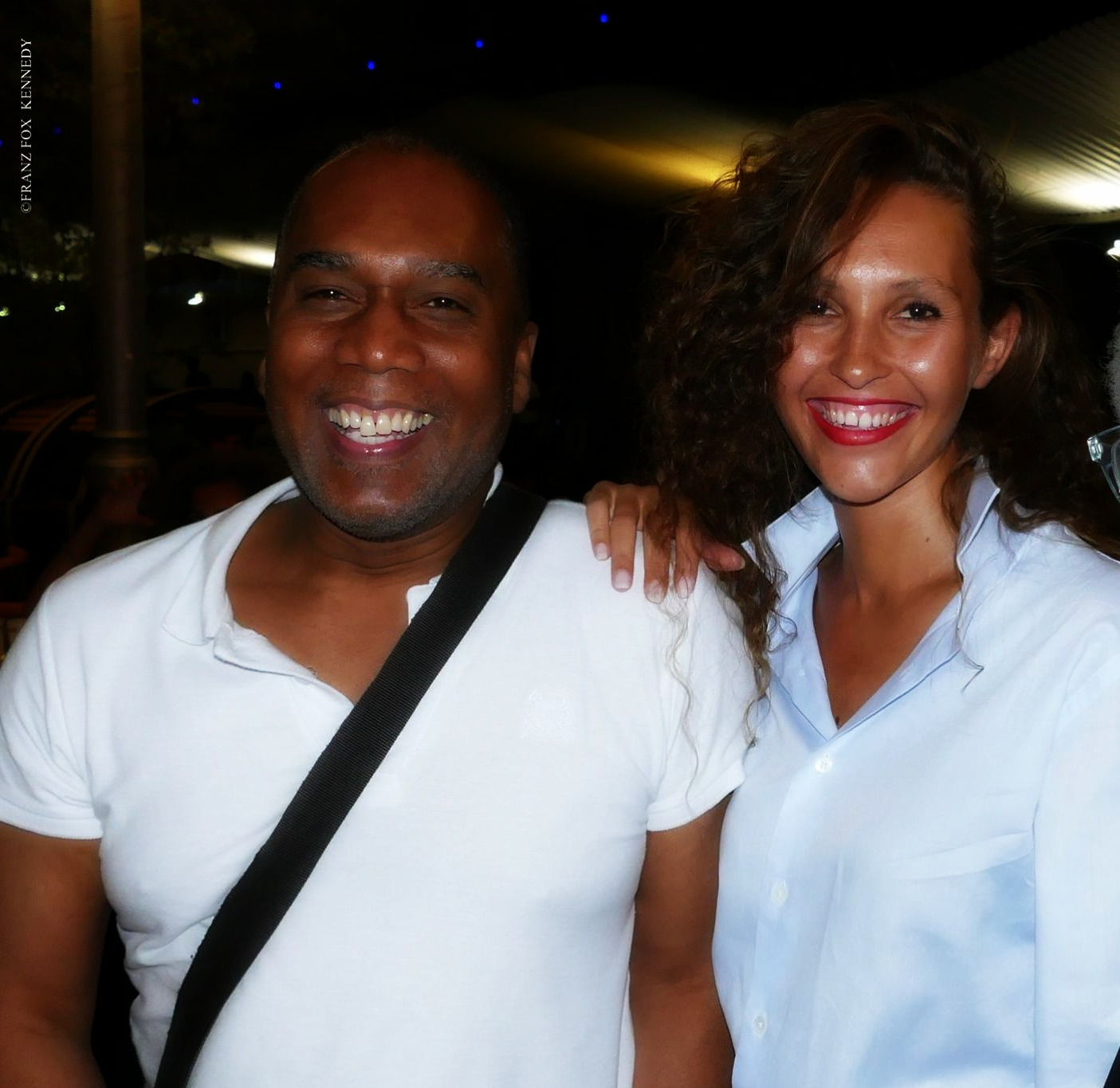Romello and Sabrina @ Jazz a La Villette by FFK