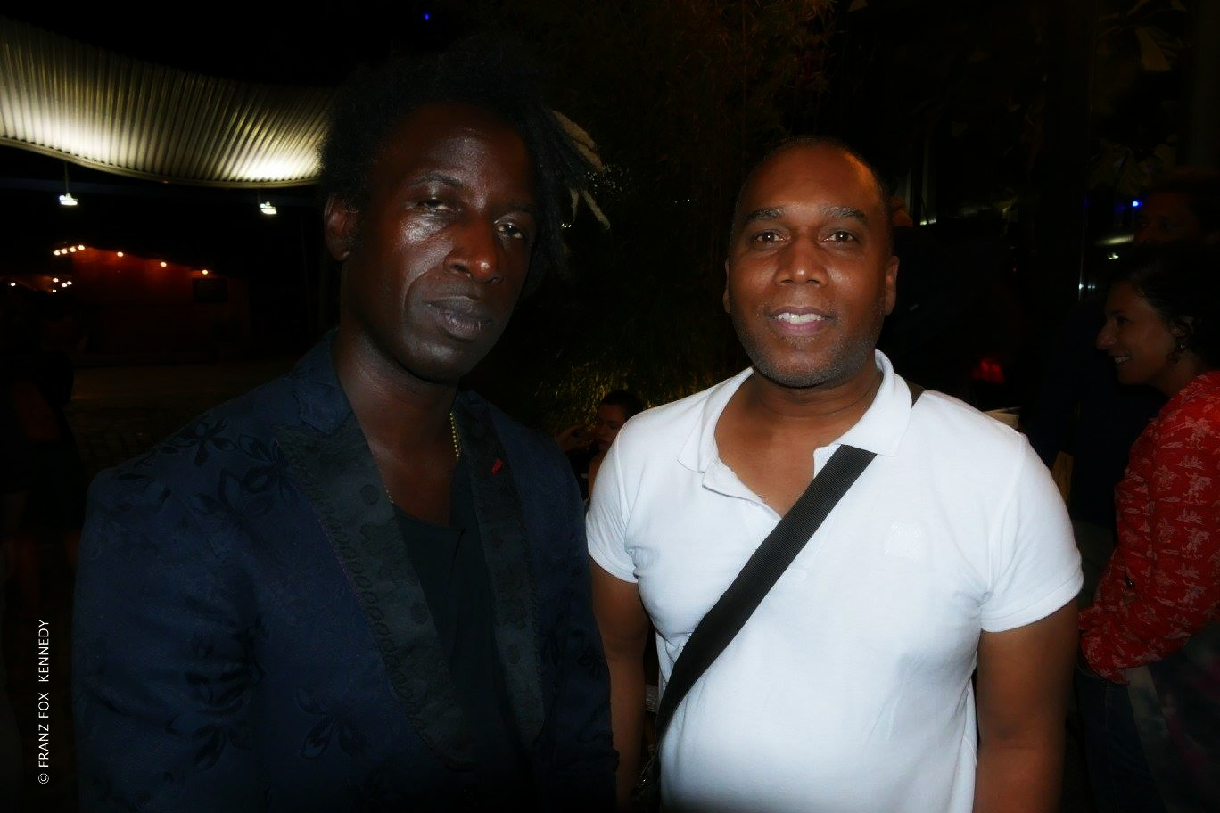 Saul Williams Romello Rivers Jazz-a-la-Villette