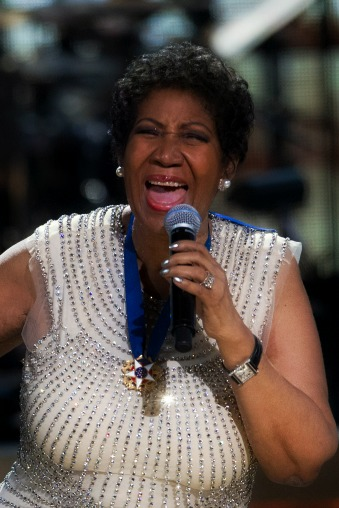 Aretha Franklin Announces Last Album with Stevie Wonder