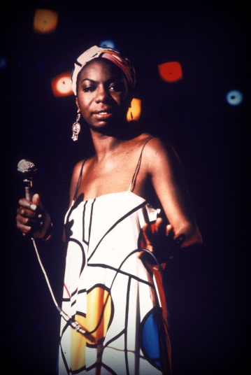 Nina Simone is Really Hot These Days!
