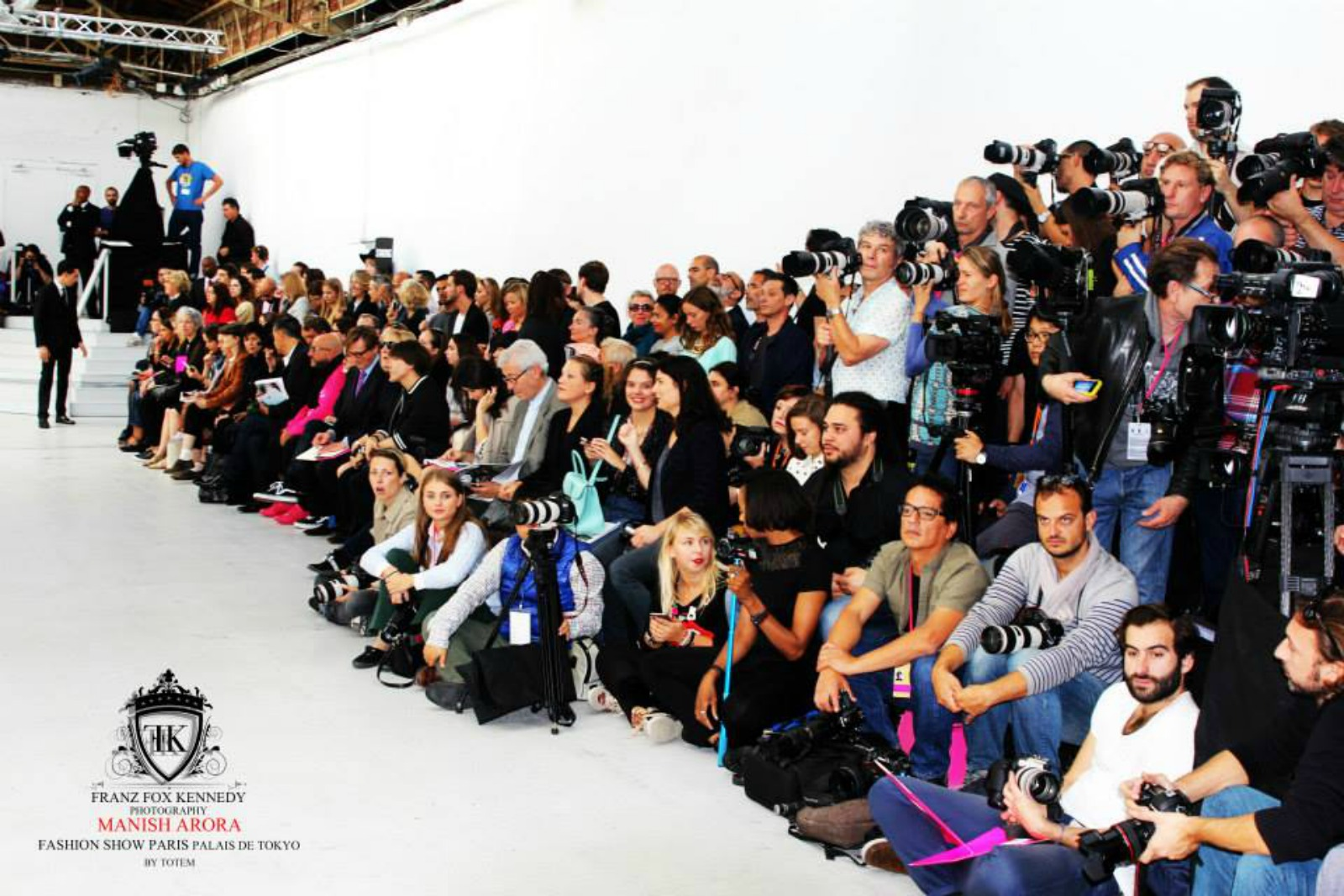 Manish Arora Fashion Show By FFK