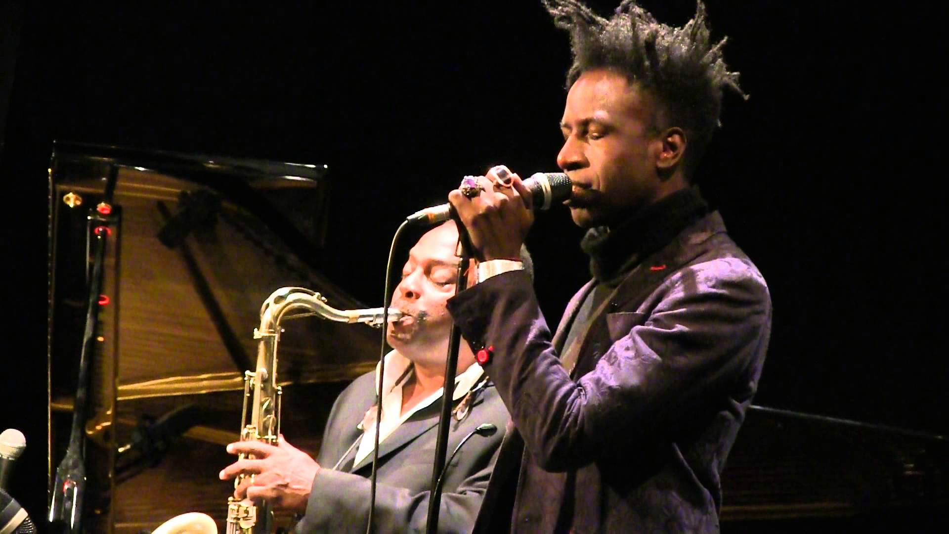 David Murray-and-Saul Williams | 2016-2017 Tours